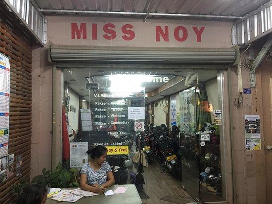 MISS NOY