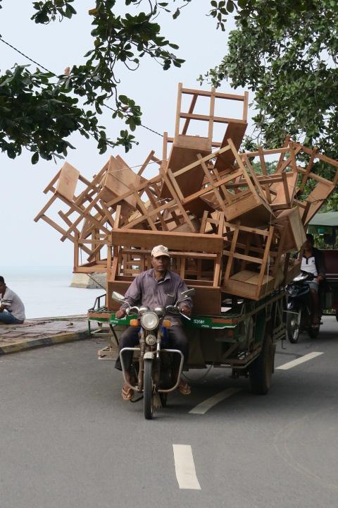 A Kep au Cambodge